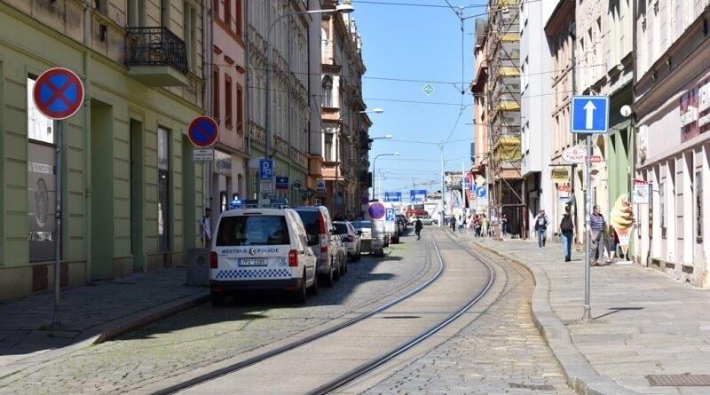 solní ulice v plzni