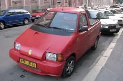 Tatra Beta pickup