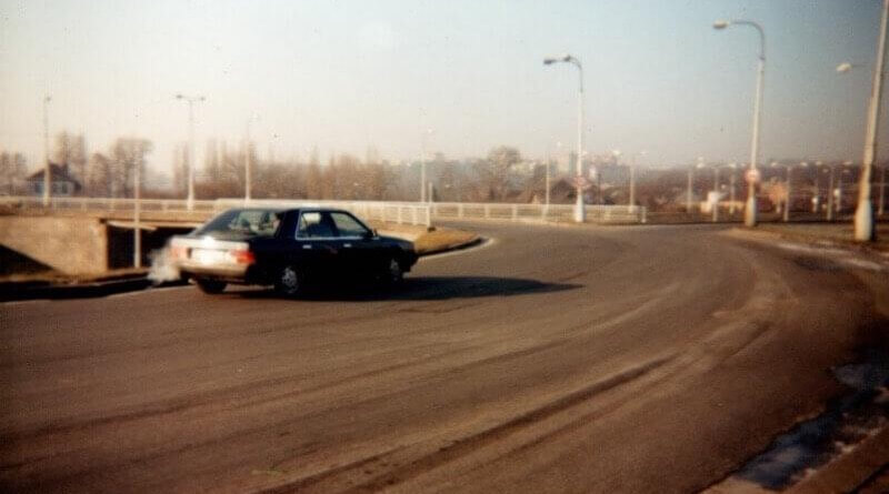 rondel v 90. letech