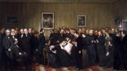 Poslední hodiny prezidenta Lincolna