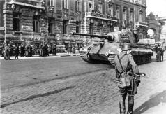 Nacisté v Budapešti