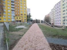 Regenerace vnitrobloku Sokolovská