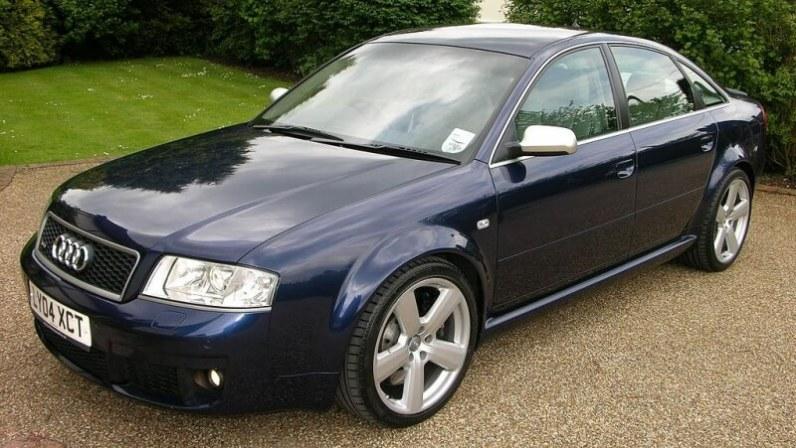 Audi RS6 první generace