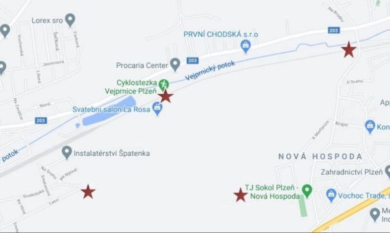mapa pytlomatů