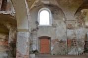 Kostel sv. Barbory Všekary