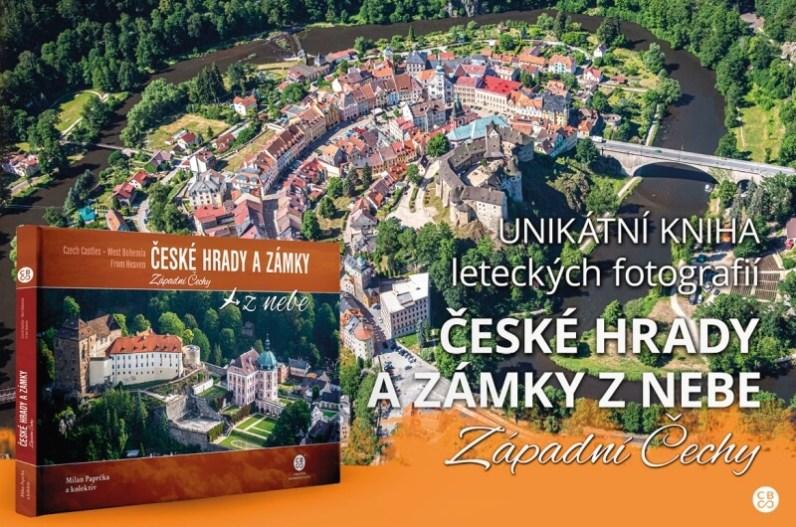 České hrady a zámky z nebe – Západní Čechy