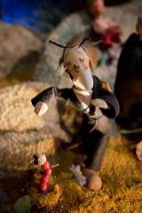 dioráma Svatba u Broučků