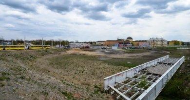 Do konce roku bude dokončeno nové parkoviště P+R Kaplířova – Dobřanská
