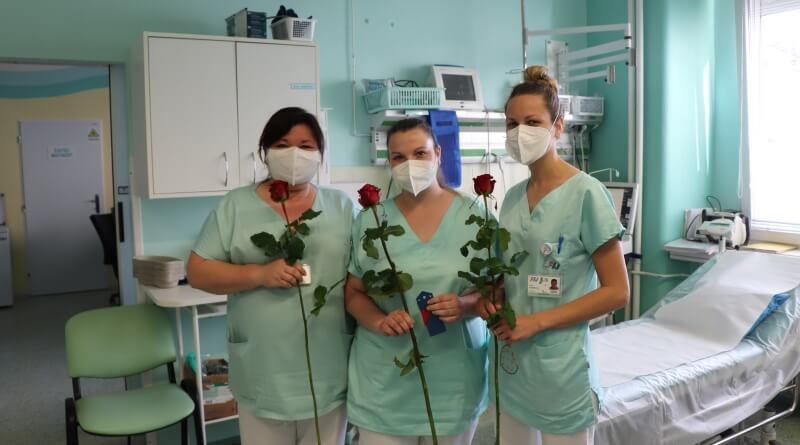 Sestry 2. interní kliniky