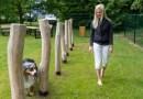 V Borském parku byla otevřena psí louka