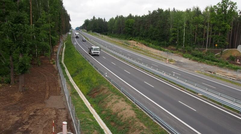 Silnice Plzeň-Třemošná