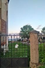Hřbitov, kde odpočívá Josef Berka