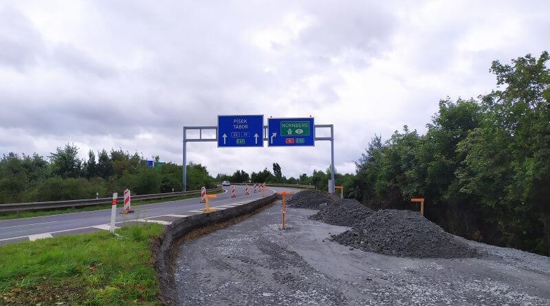 Rekonstrukce silnice