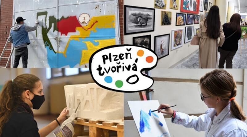 Plzeň tvořivá
