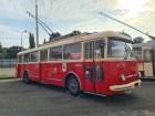 Oslavy trolejbusového výročí