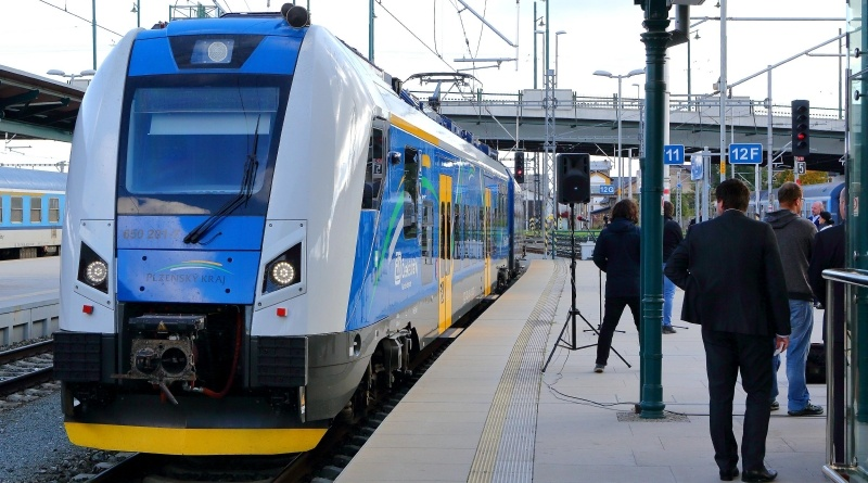 Nové vlakové soupravy