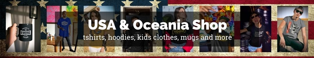 USA and Oceania link