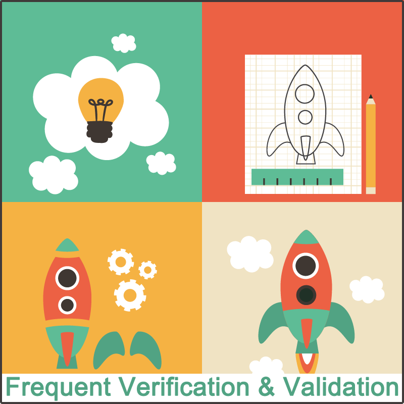 frequent-verification-and-validation