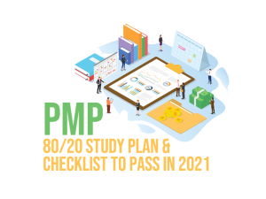 PMP Study Guide and checklist 2021