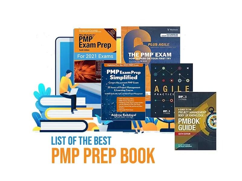 best pmp prep book