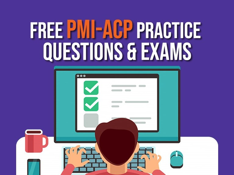 free pmi-acp practice exam questions and exams
