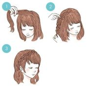 anime inspired hairstyles