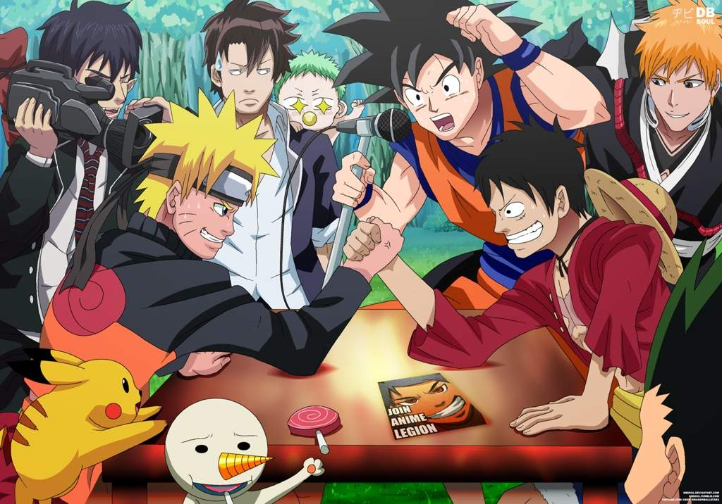 Luffy should win this one very easily. Naruto Vs Luffy Who Would Win Anime Amino