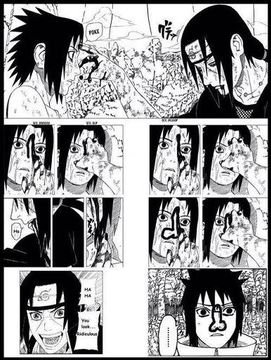 Sasuke And Itachi Manga : sasuke, itachi, manga, Sasuke, Itachi, Manga, Anime, Amino