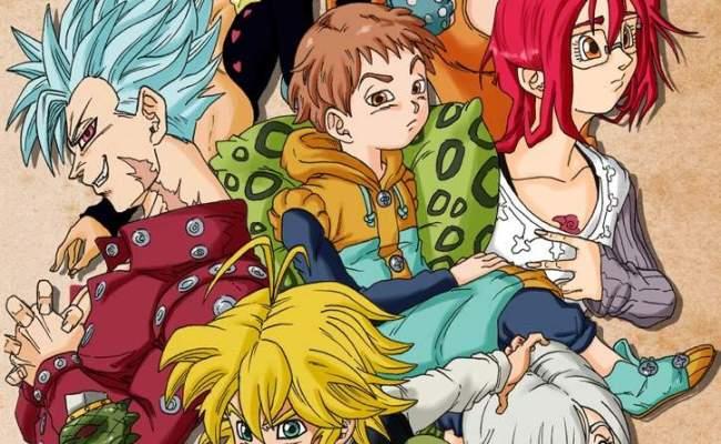 The Seven Deadly Sins Anime Amino
