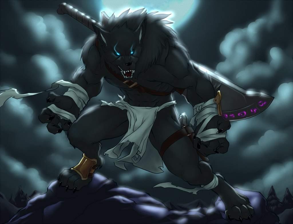 werewolf vampire or both