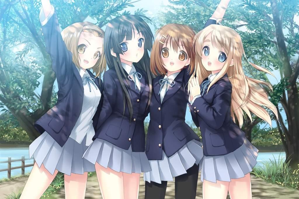 The Sexualsation of School Uniforms  Anime Amino