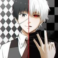 how did kaneki kens hair turn white anime amino