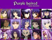 favorite anime hair color