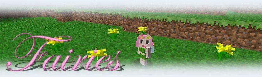 mod fairy minecraft mods showcase cute v6 java