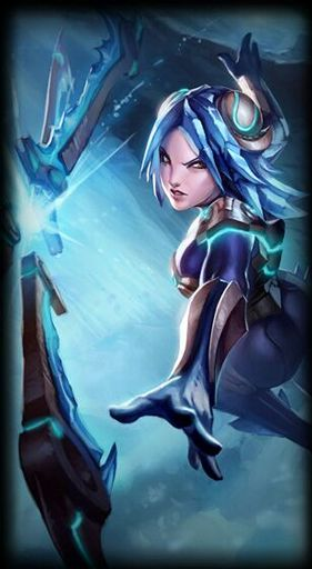 Frostbutt Irelia : frostbutt, irelia, Frostblade, Irelia, League, Legends, Official, Amino