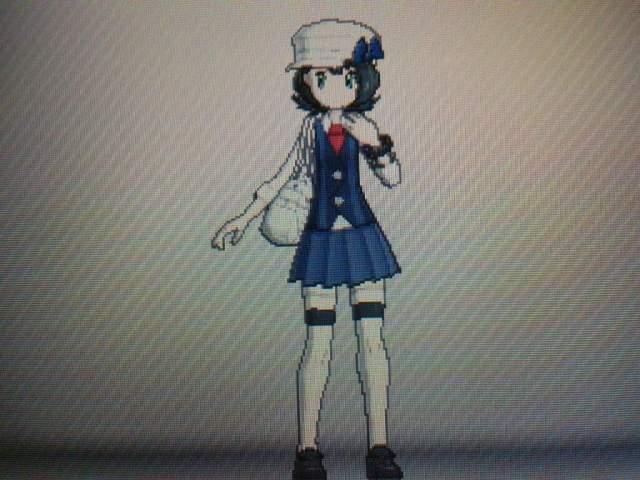 clothes style in pokemon x/y (for girls) | pokémon amino