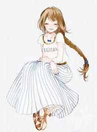 Anime Braided Hair : anime, braided, Braids, Anime, Learn