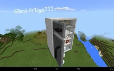 fridge minecraft giant builds liked hope enjoy looking