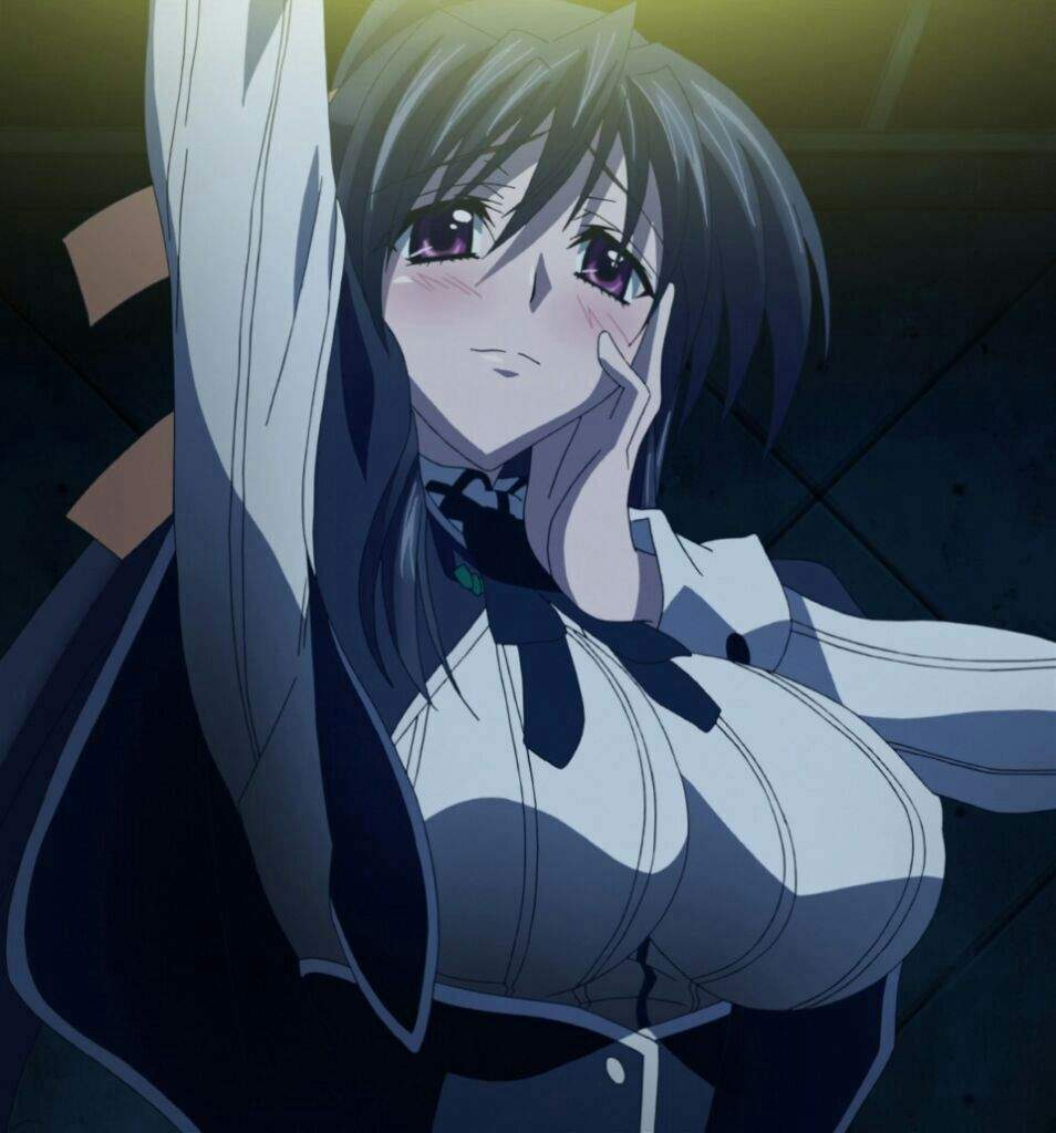 Image result for Akeno himejima