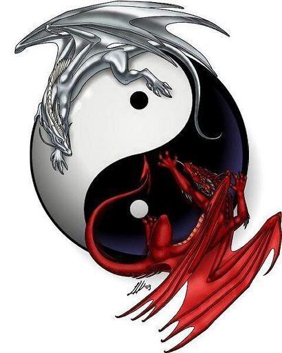 Red And White Anime : white, anime, Dragon, White, Anime, Amino