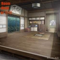 japanese anime room inside houses background japan words wednesday game desktop konachan cg respond edit sign log