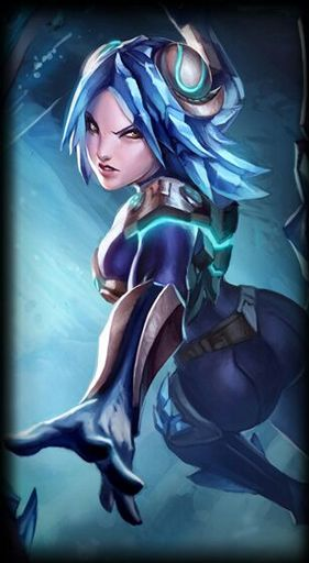 Frostbutt Irelia : frostbutt, irelia, Frostblade, Booty), Irelia, League, Legends, Official, Amino