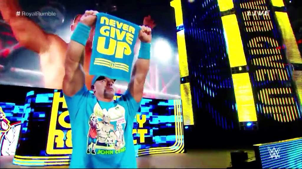 *TEST* John Cena Promo | Wrestling Amino