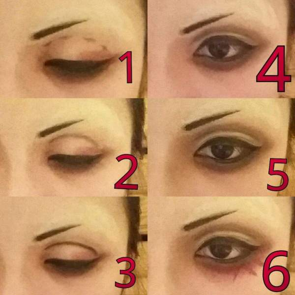 20 Cosplay Eye Makeup Tutorial Pictures And Ideas On Meta Networks