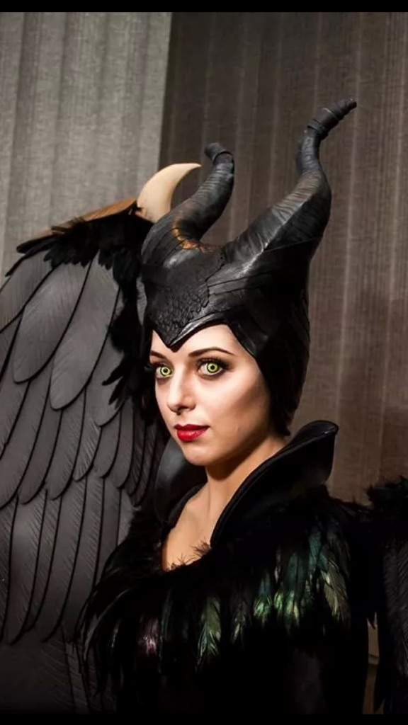 Maleficent Headdress Tutorial Whatiwishiknew Cosplay Amino