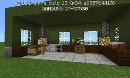 Small kitchen Minecraft Amino