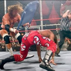 Steel Chair Used In Wwe Ll Bean Adirondack #26. Top 5: Hell A Cell Matches! | Wrestling Amino