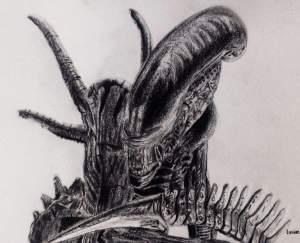 xenomorph alien drawing civil captain promo war america amazing ign coloring own