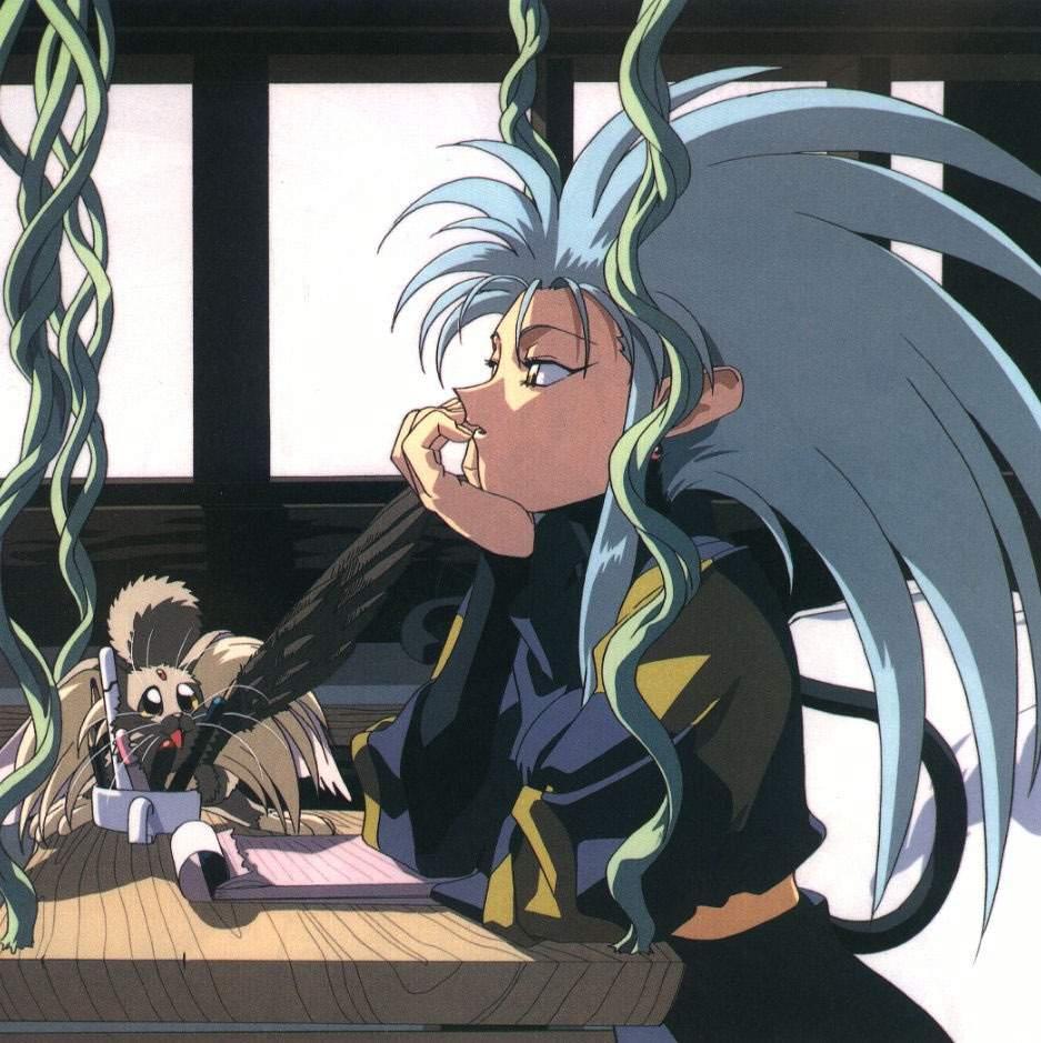 Image result for Ryoko Hakubi