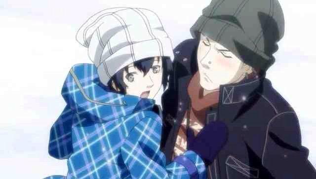 Persona 4 Romance Anime Amino
